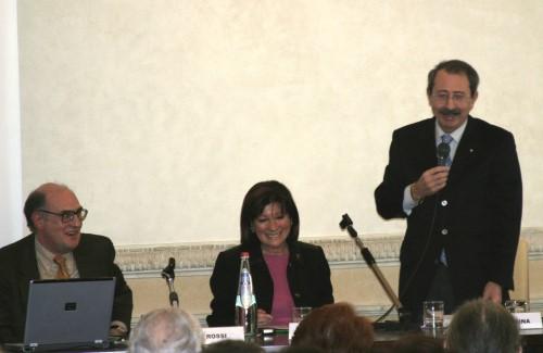 Conferenza Stampa presentazione Associazione Piccoli Punti, inizio raccolta fondi per finanziamento del Centro Melanoma dell'Ospedale di Padova