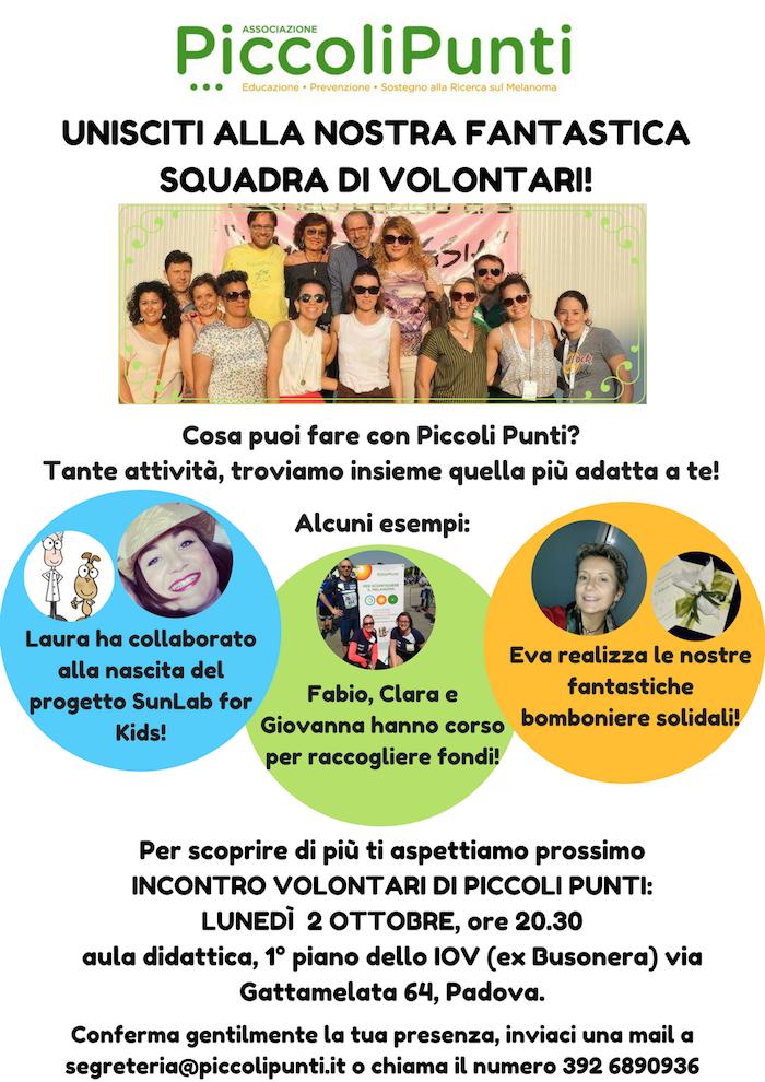 Incontro Volontari 2 ott 2017 1